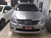 Cần bán Toyota Innova 2.0G 2012, màu bạc
