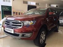 Cần bán xe Ford Everest 2.0 AT Trend sản xuất năm 2018, màu đỏ, nhập khẩu