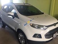 Cần bán gấp Ford EcoSport Titanium năm 2015, màu trắng còn mới, 460tr