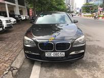 Bán ô tô BMW 7 Series 750Li năm sản xuất 2010, màu đen, xe nhập