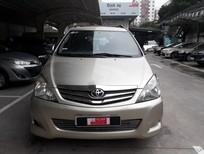 Bán Toyota Innova 2.0V sản xuất 2008, màu bạc, giá mềm cho khách hàng mua xe số tự động 8 chỗ ngồi