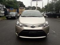 Cần bán xe Toyota Vios SX 2016, màu nâu, 535tr