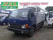 Xe tải Hyundai Mighty 2017, tải trọng 8 tấn, giá hấp dẫn