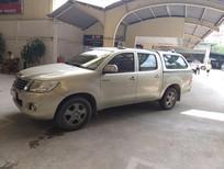 Bán Toyota Hilux E 2012, máy dầu, đi đúng 101.000km, giá thương lượng