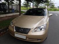 Lexus ES350 vàng cát 2009 tự động nhập Mỹ, độc nhất Sài Gòn
