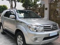 Bán Toyota Fortuner V 2010, xe gia đình chính chủ