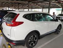 Honda CR V L 2019 nhập khẩu nguyên chiếc, hỗ trợ vay 85%. LH: 0904567404