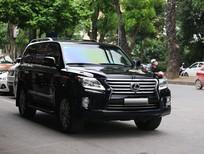 Bán Lexus LX 570 năm sản xuất 2012, màu đen, nhập khẩu nguyên chiếc