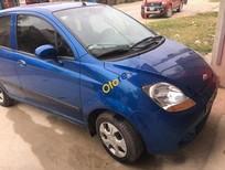 Cần bán lại xe Chevrolet Spark sản xuất năm 2013, màu xanh