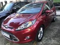Bán Ford Fiesta 1.5AT năm sản xuất 2012, màu đỏ