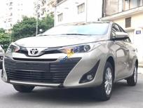 Bán Toyota Vios G sản xuất 2018, màu bạc