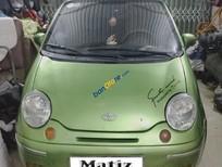 Xe Daewoo Matiz sản xuất năm 2005, màu xanh lục, 85tr