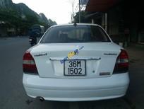 Xe Daewoo Nubira sản xuất 2002, màu trắng, nhập khẩu xe gia đình, giá 78tr