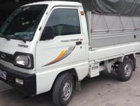Bán xe Thaco 9 tạ Thaco Towner 800 đủ màu xanh trắng thùng kín thùng bạt tải tại Hải Phòng