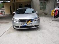 Bán xe cũ Kia Forte 1.6 AT SLI 2009, màu bạc, nhập khẩu