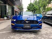 Bán xe Ford Mustang 2018, màu xanh lam, nhập khẩu giá tốt