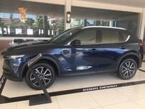 Cần bán Mazda CX 5 2018, màu xanh lam