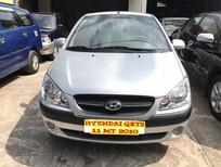Bán ô tô Hyundai Getz 1.1 MT 2010, màu bạc, nhập khẩu, 210 triệu