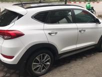 Bán xe Hyundai Tucson 2.0 bản đặc biệt 2017, màu trắng, nhập khẩu, giá chỉ 955 triệu