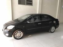 Bán Toyota Vios 1.5 E 2010, màu đen, 285tr