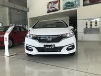 Đà Nẵng- Cần bán xe Honda Jazz VX đời 2018, màu trắng, xe nhập, 594 triệu