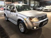 Cần bán gấp Ford Everest 2.5MT năm 2014, màu bạc