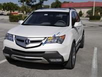 Cần bán Acura MDX năm 2007, màu trắng, nhập khẩu nguyên chiếc, giá 980tr