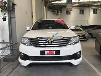 Cần bán Toyota Fortuner Sportivo năm sản xuất 2014, màu trắng, giá 870tr