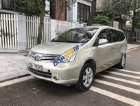 Bán xe Nissan Grand livina năm 2012, 345 triệu
