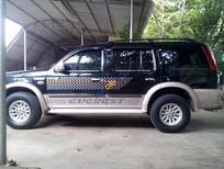 Bán Ford Everest sản xuất năm 2005, màu đen
