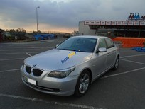 Cần bán lại xe BMW 5 Series 523i năm sản xuất 2008, màu bạc, xe nhập số tự động
