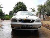 Cần bán gấp Daewoo Nubira CDX sản xuất năm 2001, màu trắng, nhập khẩu nguyên chiếc giá cạnh tranh