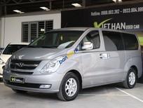 Cần bán xe Hyundai Grand Starex 2.5MT năm 2015, màu xám, nhập khẩu