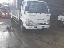 Đại lý bán xe tải Isuzu 1T9 thùng 6m2 gái rẻ nhất Bình Dương, trả góp 90% giá tri xe