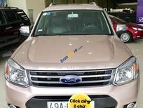 Cần bán xe Ford Everest 2.5L MT sản xuất năm 2014, màu xám
