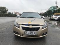 Bán Chevrolet Cruze LS sản xuất năm 2010, màu vàng, giá 310tr