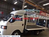 Bán xe tải Jac X150 1.5 tấn/ tấn công nghệ khí thải Euro 4 / giá cạnh tranh