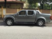 Cần bán lại xe Nissan Navara MT sản xuất năm 2013, màu xám như mới, 450 triệu