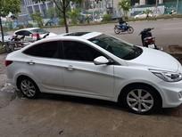 Cần bán xe Hyundai Accent Blue 2015, màu trắng, nhập khẩu