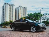 Cần bán gấp Daewoo Lacetti CDX 1.6 AT năm 2011, màu đen, xe nhập, giá 345tr