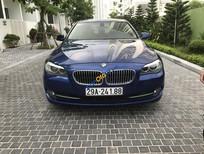 Bán BMW 5 Series sản xuất 2011 màu xanh lam, 1 tỷ 040 triệu nhập khẩu nguyên chiếc