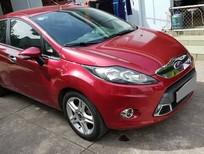 Bán nhanh Ford Fiesta 1.5 tự động 2012 màu đỏ xe gia đình chính chủ