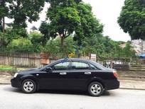 Bán Daewoo Lacetti EX 1.6 MT sản xuất 2011, màu đen chính chủ