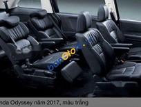 Bán Honda Odyssey năm sản xuất 2017, màu trắng