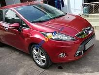 Bán Ford Fiesta S 1.5 sản xuất 2012, màu đỏ chính chủ giá cạnh tranh
