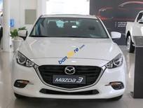 Bán xe Mazda 3 1.5G AT sản xuất năm 2018, màu trắng, giá 659tr