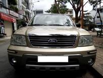 Bán xe Ford Escape 2006 số tự động màu nâu vàng, 2 cầu máy xăng