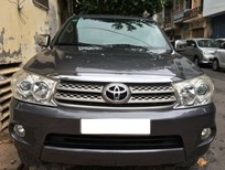 Bán xe Toyota Fortuner MT model 2011