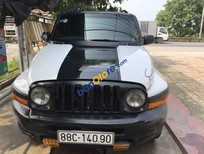 Bán xe cũ Daewoo Karando 2000, hai màu, số sàn