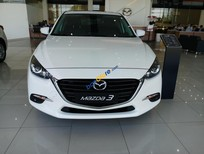 Cần bán xe Mazda 3 Facelift sản xuất 2018, màu trắng, 689tr